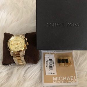 Michael Kors Watch MK5139 Gold